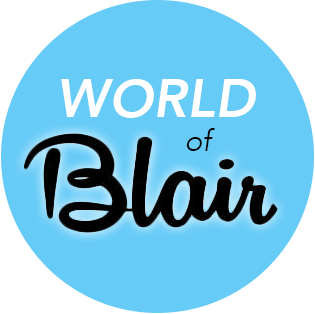 World of Blair Logo
